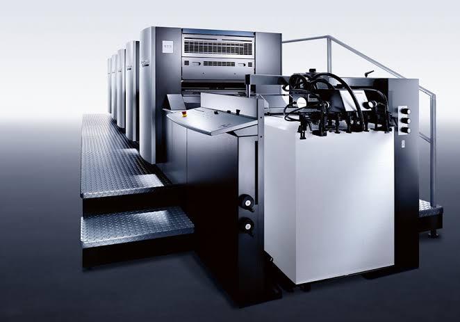 impresión en offset, Imprenta offset