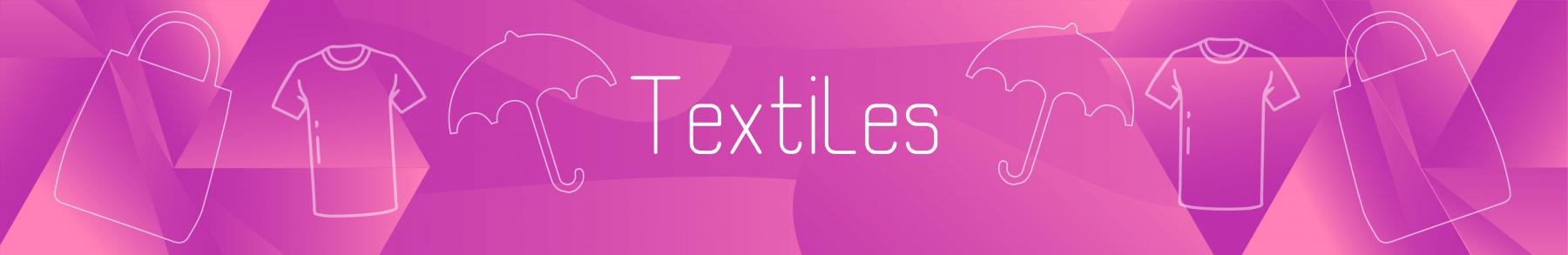 articulos textiles promocionales
