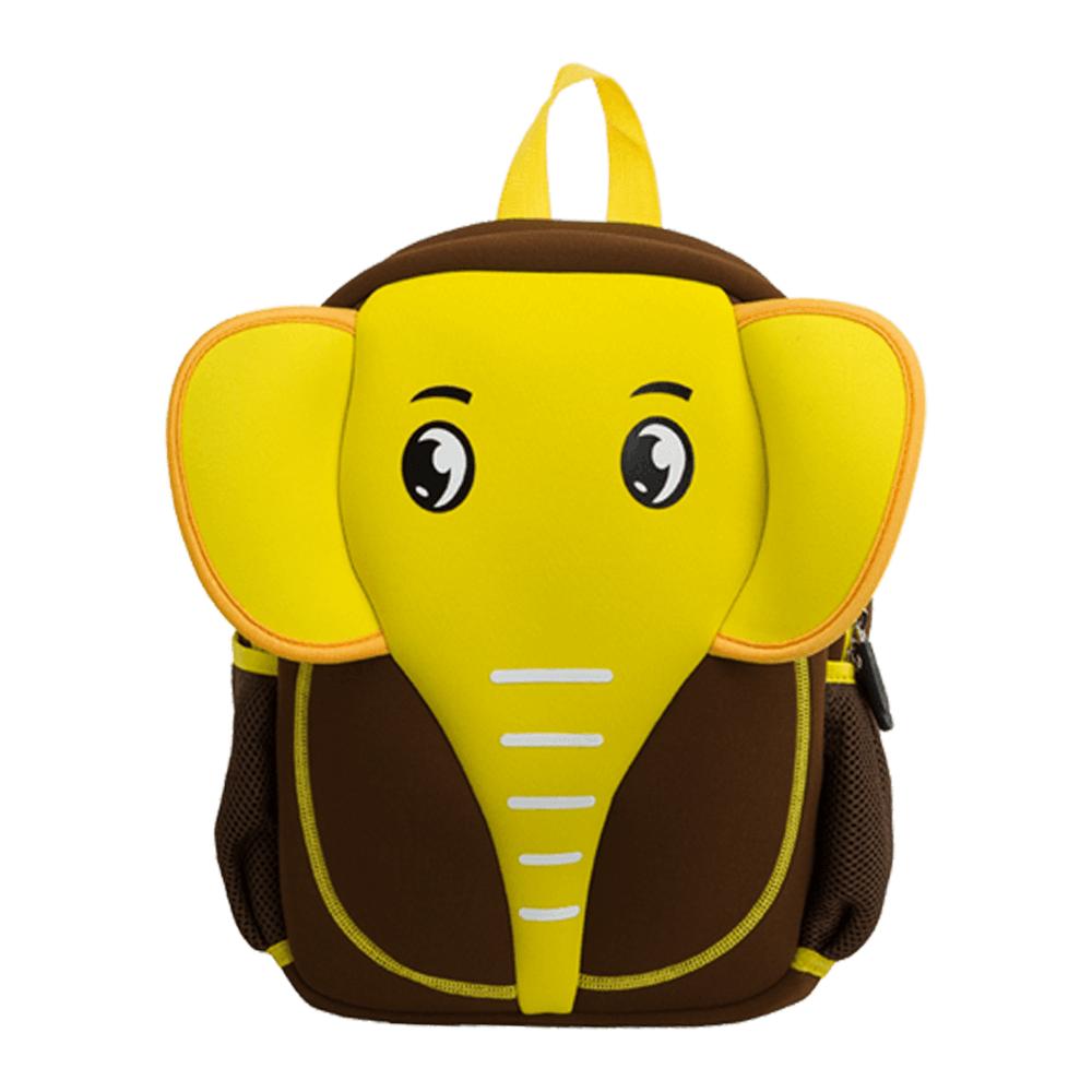 mochila elefante infantil