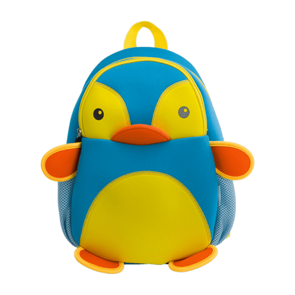 mochila infantil animales