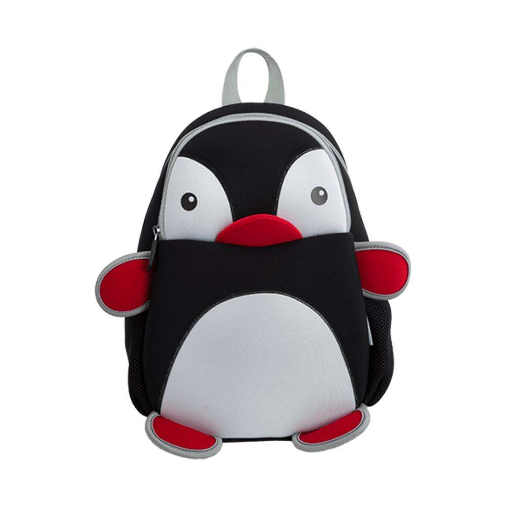 mochila niño pinguino