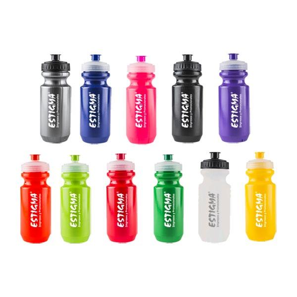 Cilindro squeeze con chupón ideal para carreras y competencias. Cap 600 ml.