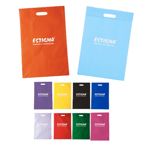 bolsa ecologica, bolsa termosellada, imrpesion de bolsa ecologica,