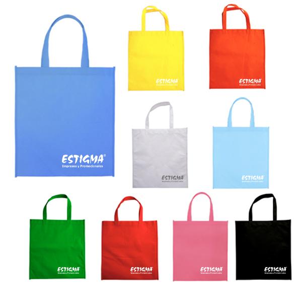 Bolsa ecológica de Non Woven, bolsa personalizada, bolsa con logotipo, impresion en bolsa ecologica