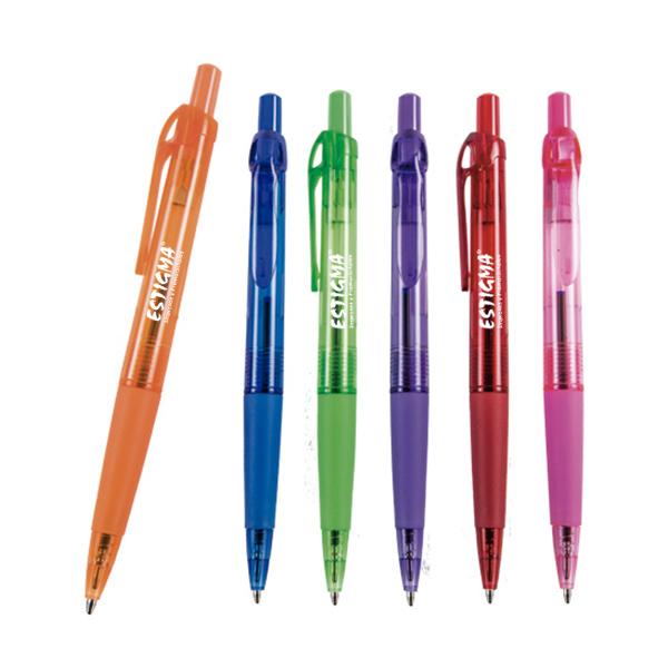 plumas de plástico promocionales, plumas personalizadas, plumas con logotipo, bolígrafo promocional
