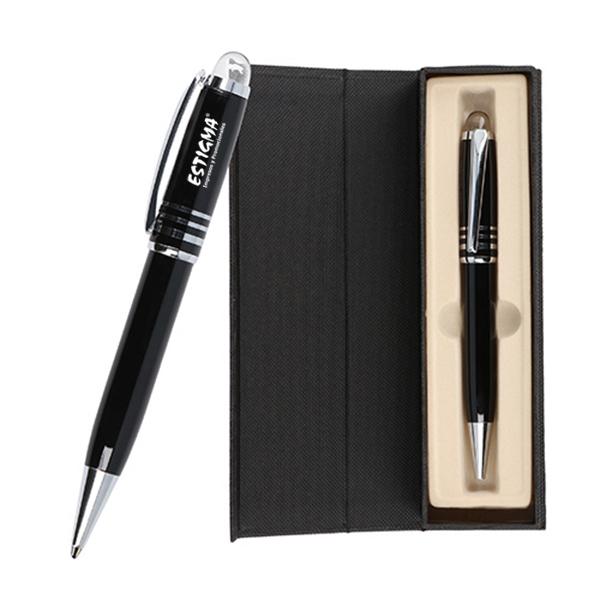 pluma metalica promocionales, plumas personalizadas, plumas con logotipo, bolígrafo promocional