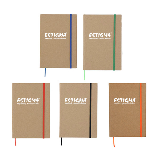 libreta, libreta ecologica, libreta promocional, promocional