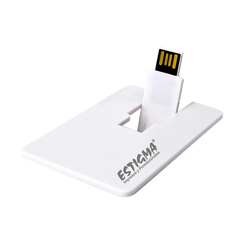 USB EN FORMA DE TARJETA, USB PROMOCIONAL, USB POR MAYOREO, USB PERSONALIZADA