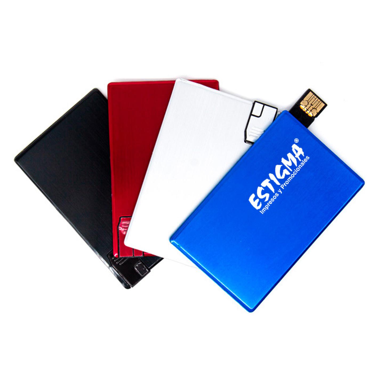 USB TARJETA, USB EN FORMA DE TTARJETA, USB PERSONALIZADA, USB PROMOCIONAL